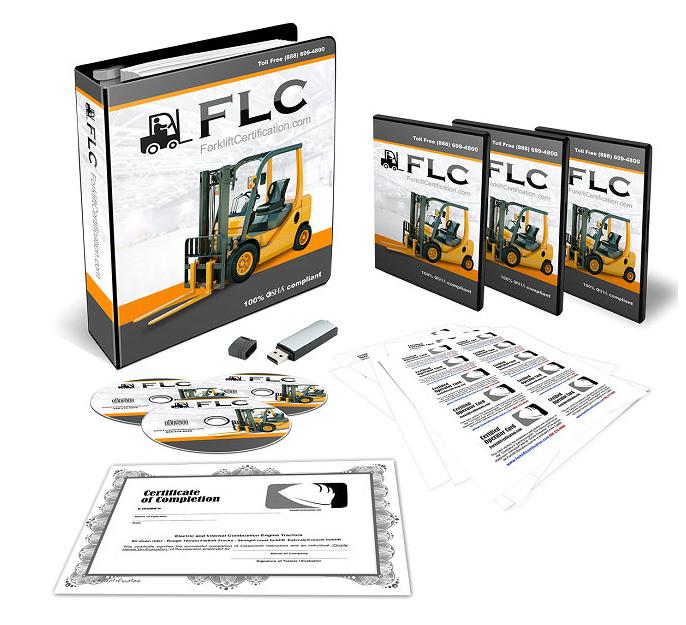 Forklift Training Kit Forklift Training Forkliftcertification