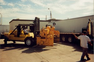 forklift certification training
