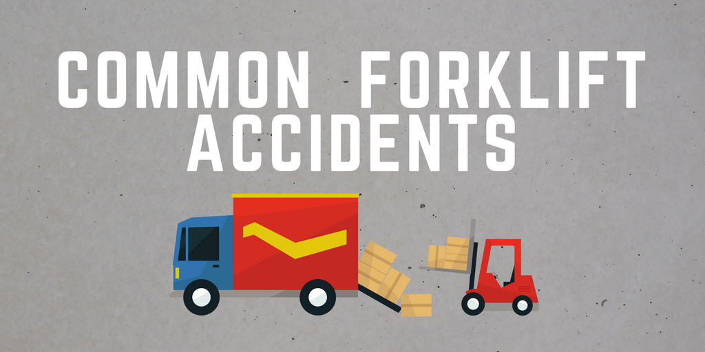 Common Causes in Forklift Accidents