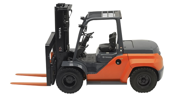 toyota forklift 8 series