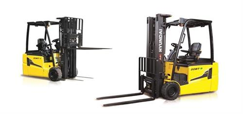 Hyundai's New Forklifts Provide Power, Performance and Plenty of Features