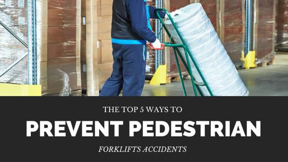 pedestrian forklift accidents