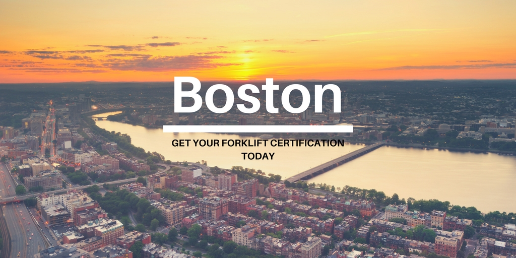 Boston Forklift Certification Become A Forklift Operator In Boston