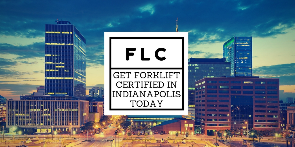Forklift Certification Indianapolis Get Training Today