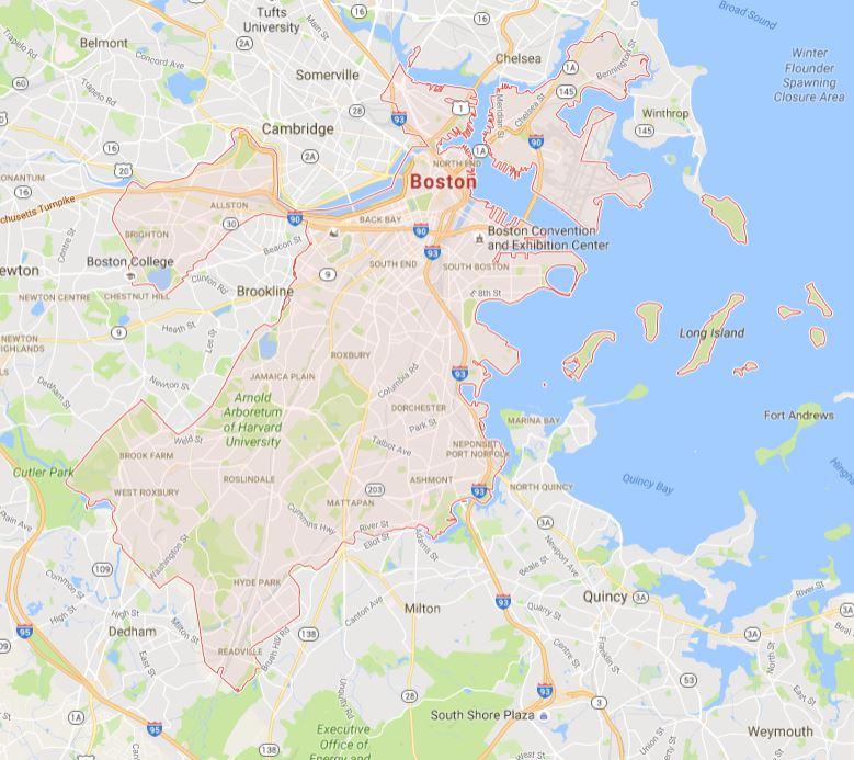 boston forklift training