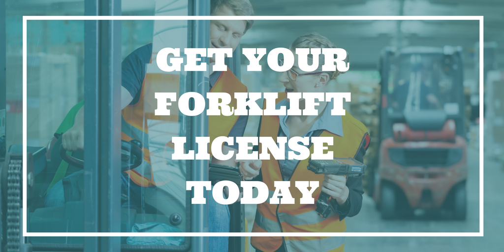 How to Get Forklift License