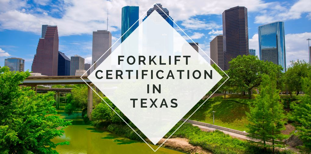 Texas Forklift Certification Easy Affordable Training