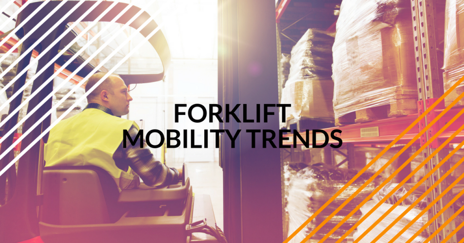 forklift mobility trends