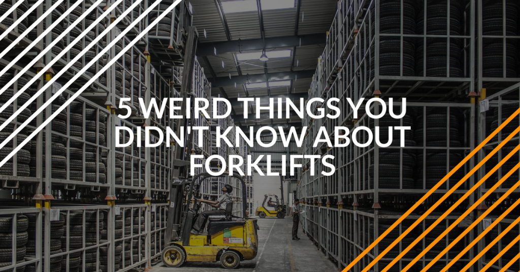 weird things about forklifts