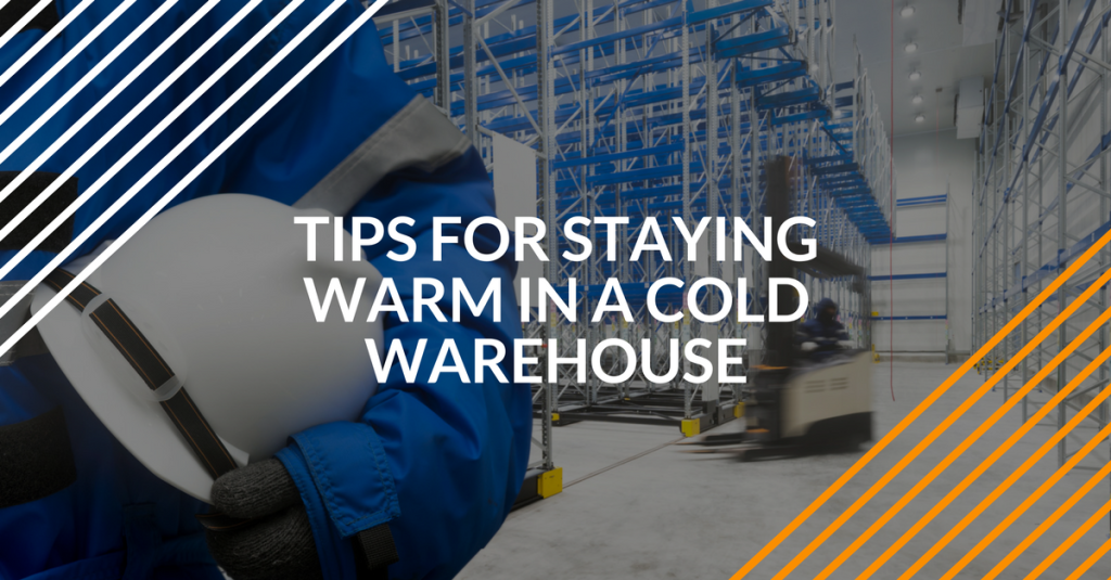 FLC - stay warm in a cold warehouse