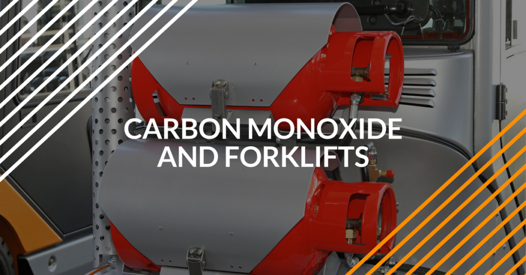 carbon monoxide and forklifts
