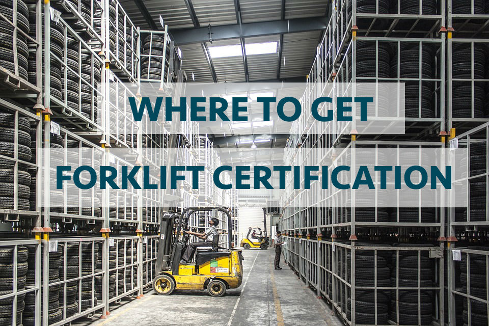Where To Get Forklift Certification Learn More And Sign Up For