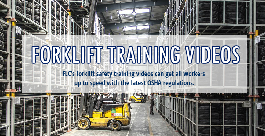 Forklift Training Video Watch Forklift Training Videos Flc
