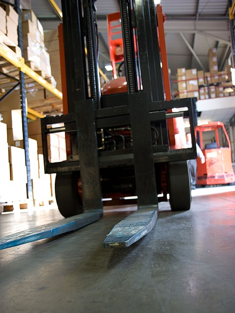 when to repair forklift forks