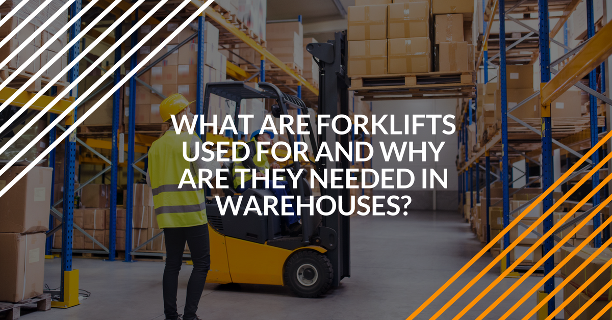 find out what forklifts are used for!