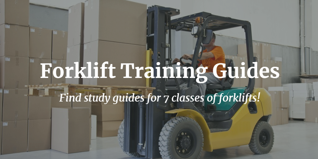 forklift study guide