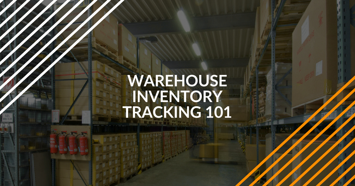 warehouse inventory tracking