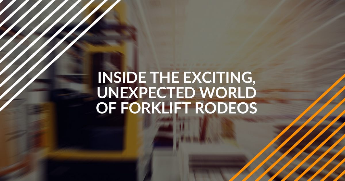 forklift rodeo championships