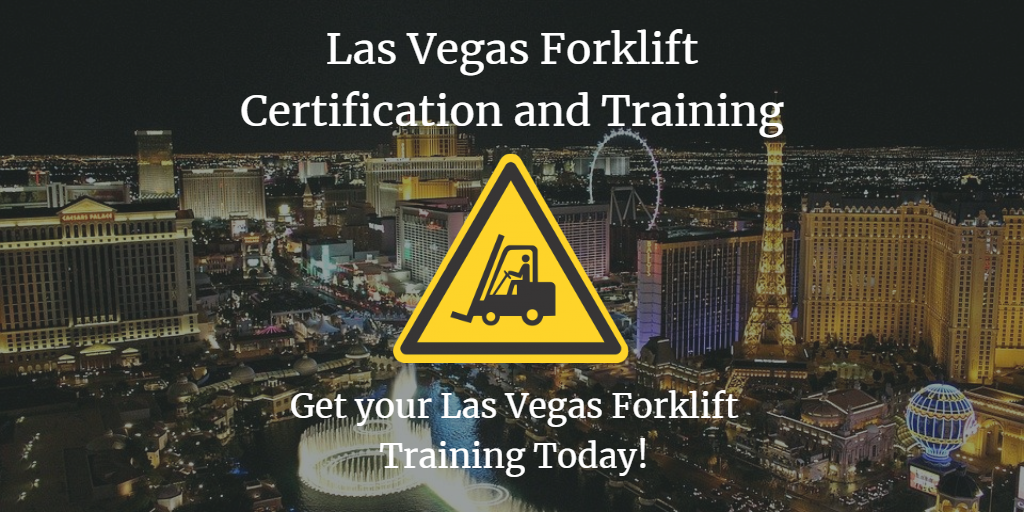 Las Vegas Forklift Certification and Training